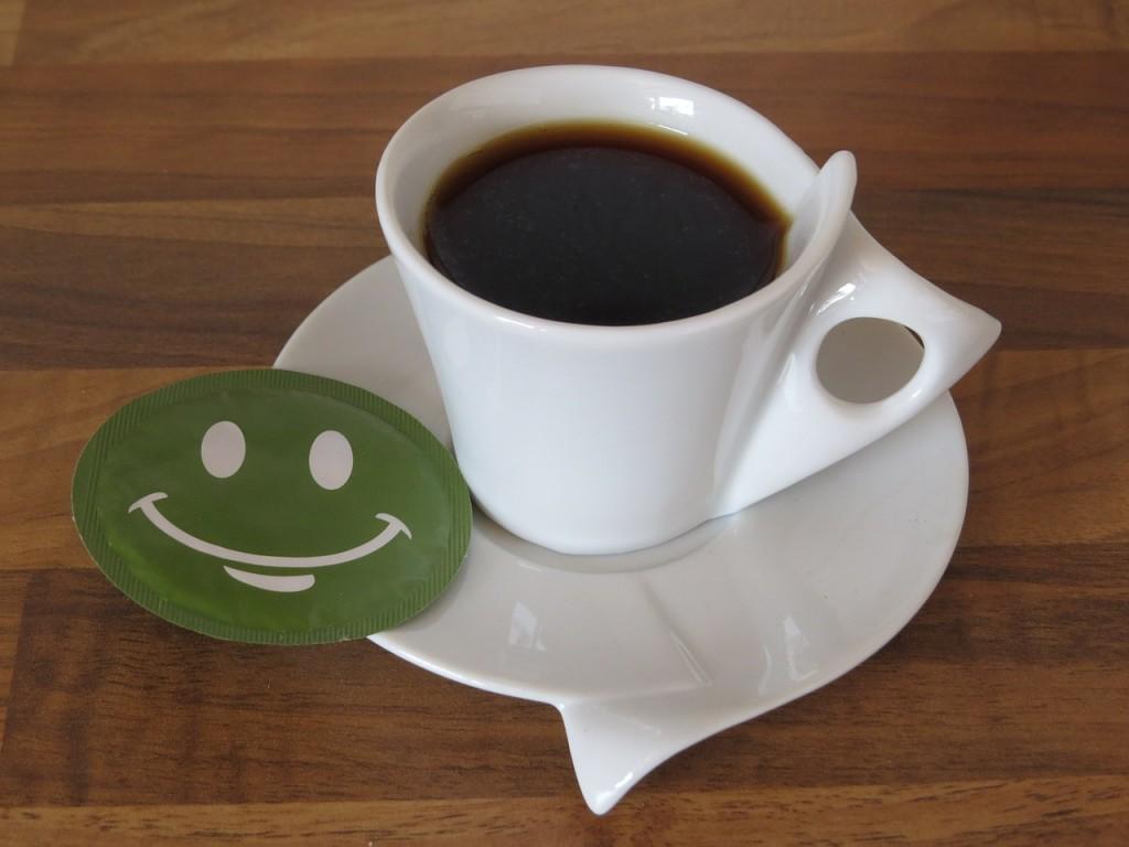 コーヒーとスマイル