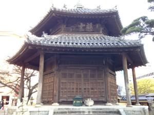 東長寺(六角堂)